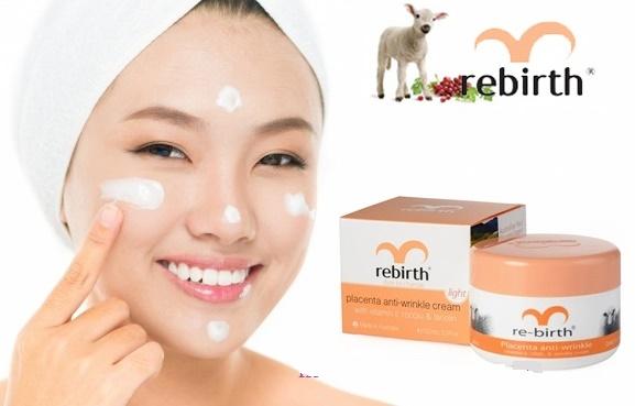 Nhau thai cừu Rebirth Lanolin with vitamin E