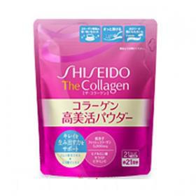 shiseido collagen dạng bột