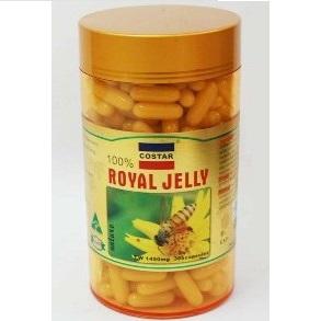 Costar Royal Jelly - Sữa ong chúa Úc 1450mg