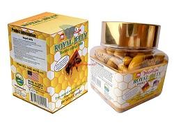 Viên sữa ong chúa royal jelly – lọ 250 viên.