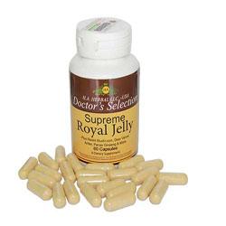 Sữa ong chúa Supreme Royal Jelly 60 viên