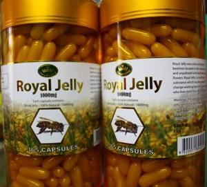 Sữa ong chúa Úc Nature's King 365 viên