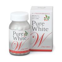 Viên uống trị nám ,trắng da-Pure white shiseido