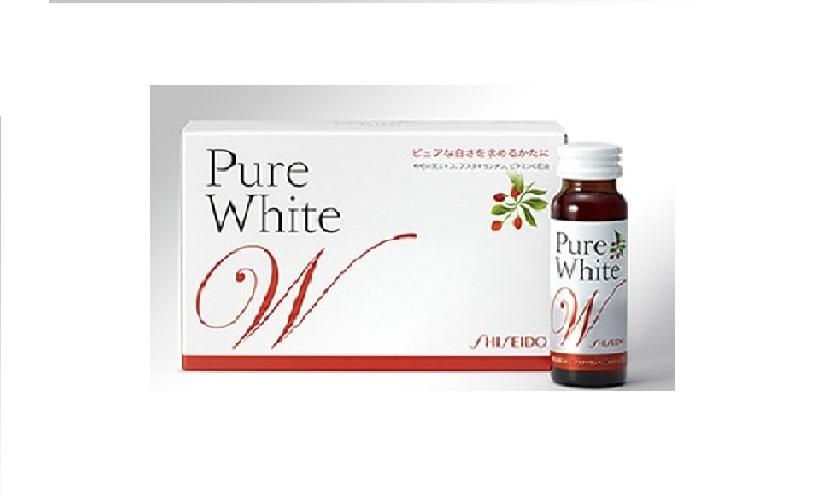 Shiseido Pure White - gìn giữ thanh xuân còn mãi theo thời gian