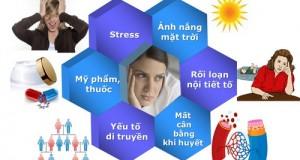 Nguyên nhân gây nám và cách điều trị nám da mà bạn cần biết