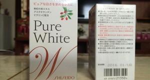 Cách sử dụng pure white shiseido dạng viên hiệu quả nhất