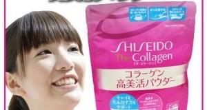 Colagen shiseido bí quyết làm đẹp da cho chị em phụ nữ