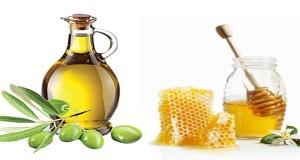 Trị nám da với dầu oliu và mật ong