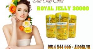 Công dụng của viên sữa ong chúa healthy care với sức khỏe