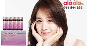 Cách sử dụng collagen của shiseido hiệu quả bạn nên biết