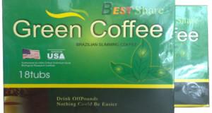 Giảm cân hiệu quả với trà giảm cân Green Coffee chất lượng số 1 Châu Âu