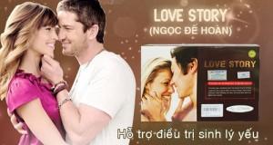 Tác dụng và hướng dẫn sử dụng viên uống Love story