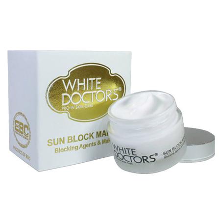 Kem White Doctors Sun Block có tác dụng gì?