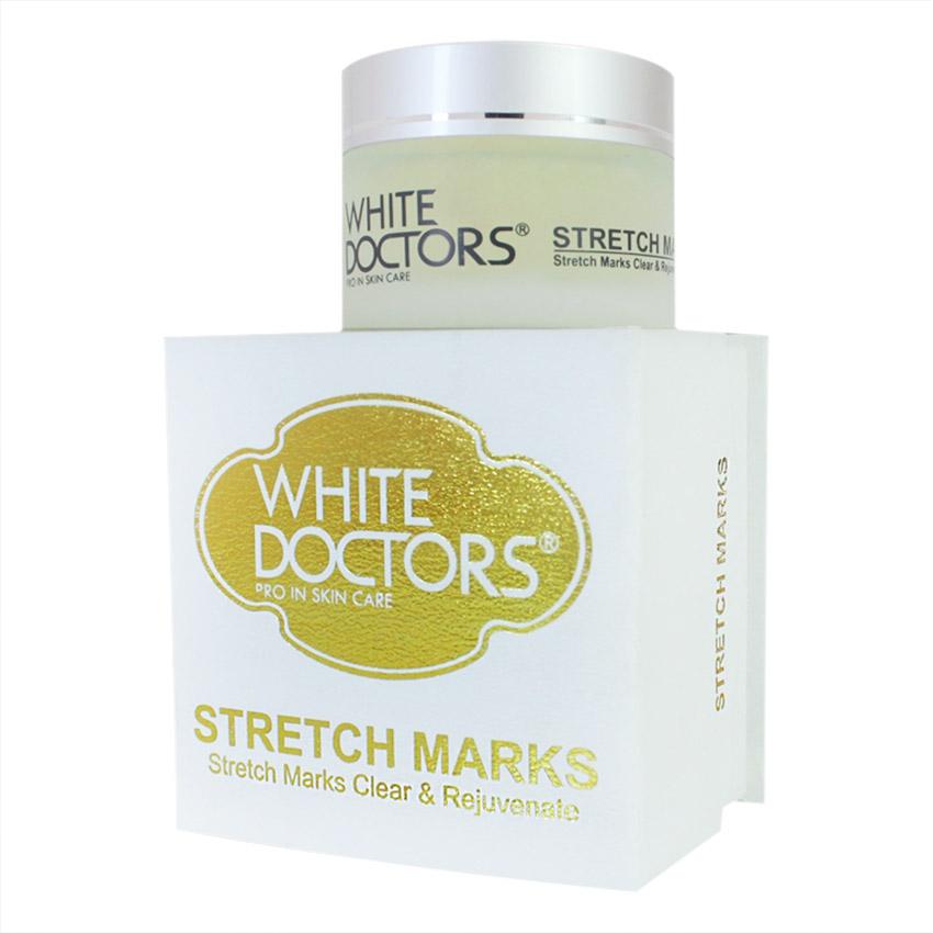 Kem chống rạn da cho bà bầu white doctors stretch mark