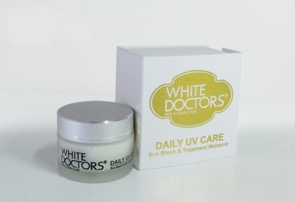 Tạm biệt nám da với White Doctors Daily UV Care