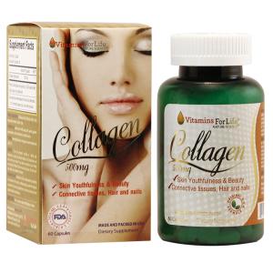 Viên uống collagen 500mg 1