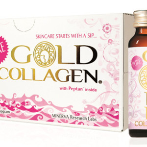 Nước uống Pure Gold collagen 1