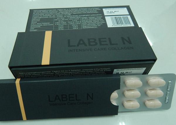 Viên uống collagen Label N 2