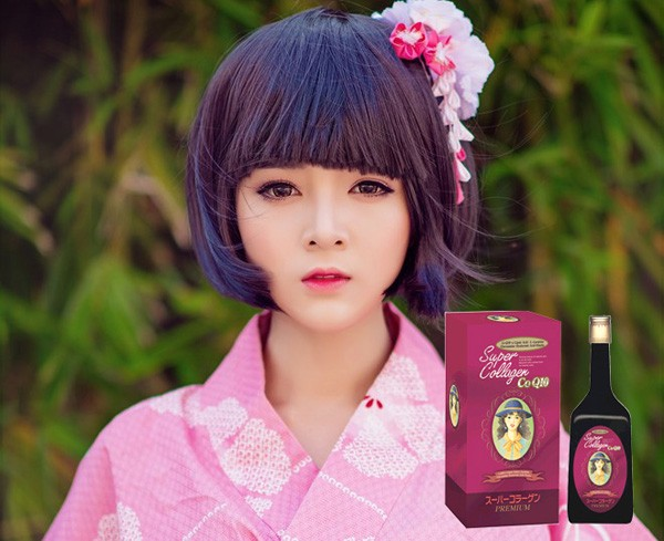 Super collagen CoQ10 Nhật Bản 2