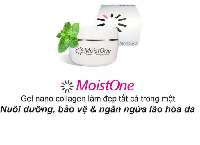 Kem dưỡng da collagen Moistone 2