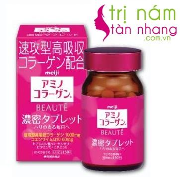 Meiji Collagen Beaute tại trinamtannhang.vn
