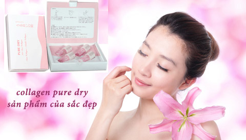 Tinh chất pure dry collagen  2