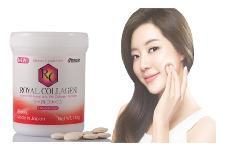 Viên uống Royal Collagen 2