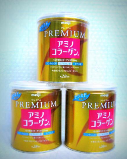 Sữa bột Meiji Collagen Premium 3