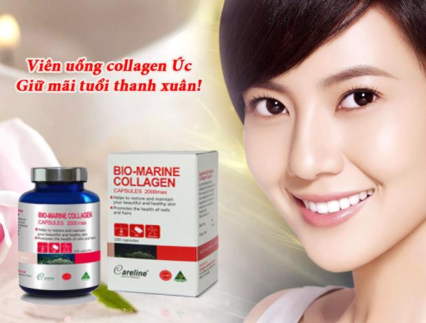 Gìn giữ thanh xuân với Bio Marine Collagen Capsules 2000max