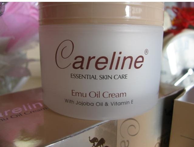 Careline Emu oil cream