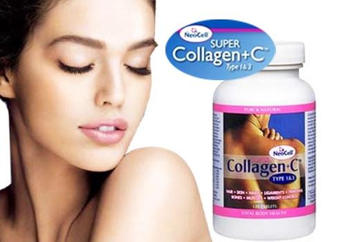 Collagen c type 1&3 350 viên 2