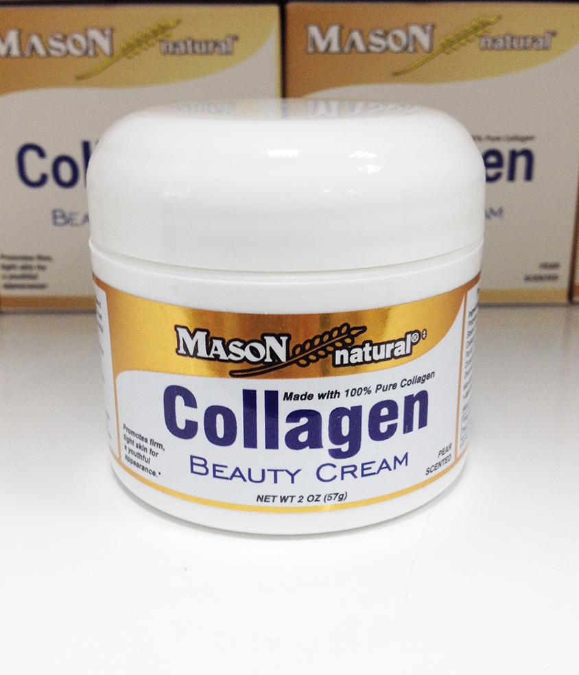 Manson natural collagen beauty cream 3