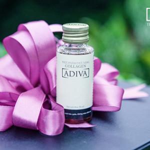 Nước uống collagen adiva 1