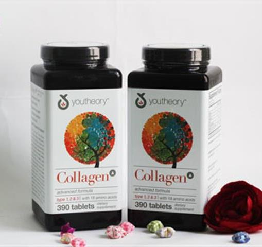 Collagen advanced formula 390 tablets 3