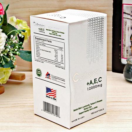 Collagen AEC - viên uống bổ sung collagen đến từ MỸ