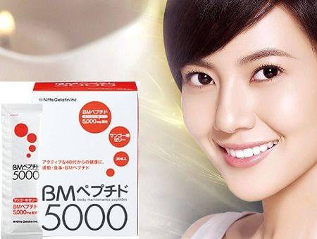 Ngăn ngừa lão hóa da-Trẻ đẹp mỗi ngày với collagen thạch Nhật Bản
