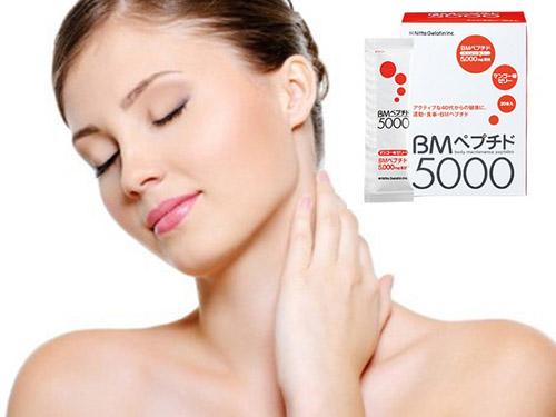 Làm đẹp da mỗi ngày với Collagen thạch Nhật Bản