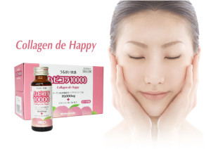 Nước uống collagen de happy 3