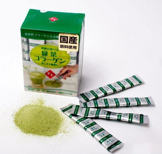 Collagen Hanamai Nhật Bản dạng bột đóng gói