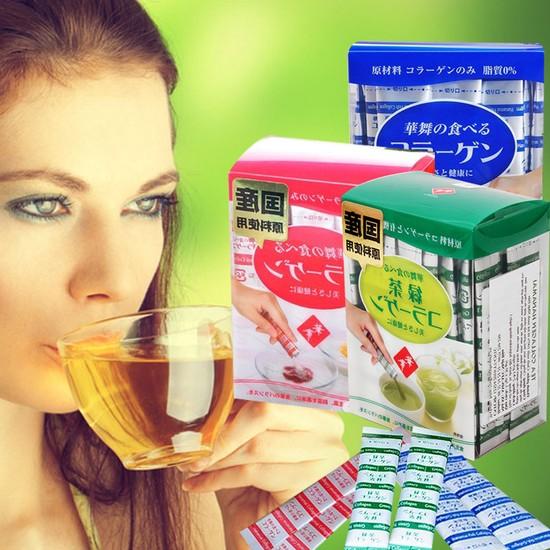 Collagen Hanamai Nhật Bản 2