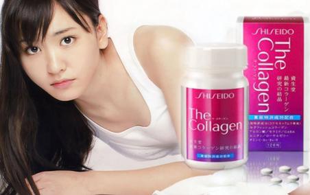 The collagen shiseido dạng viên 3