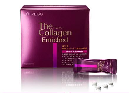 The collagen enriched dạng viên 1