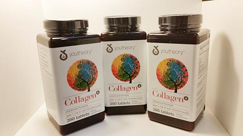 Collagen advanced formula 390 tablets 2