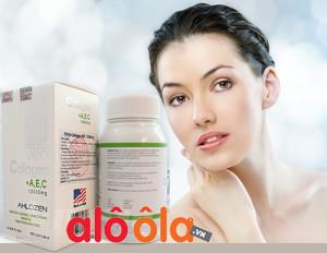 Viên uống collagen AEC 180 viên 2