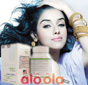 Viên uống collagen AEC 180 viên 3