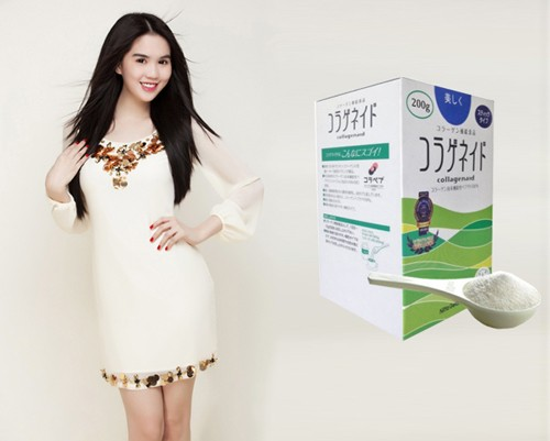 Bột collagen aid Nhật 2