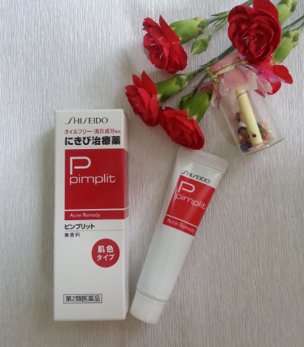 Kem trị mụn shiseido pimplit trinamtannhang.vn