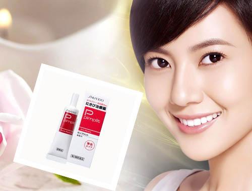 Kem trị mụn Shiseido 3