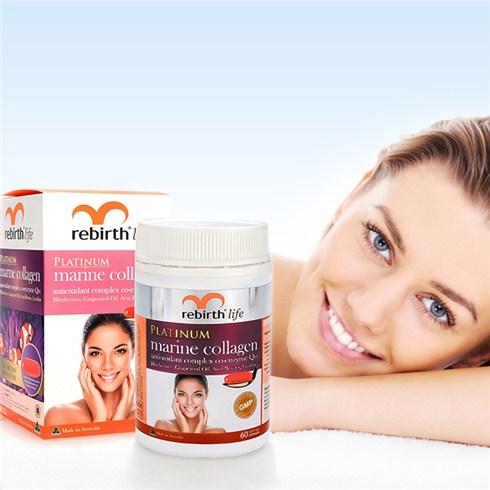 Platinum Marine Collagen Rebirth 3