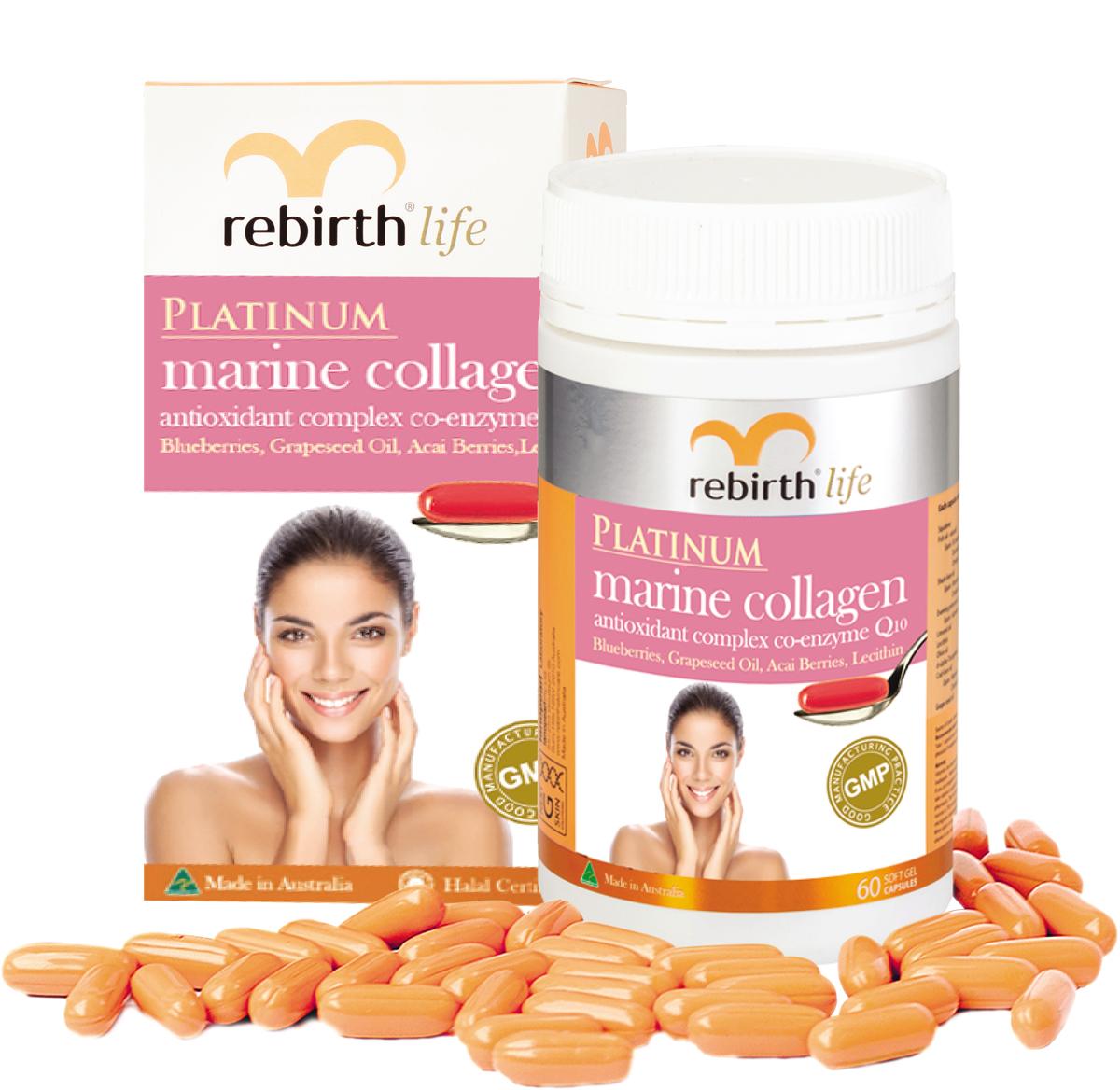 Platinum Marine Collagen Rebirth 1